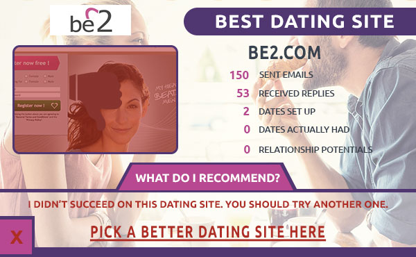 Dating Sites like Be2