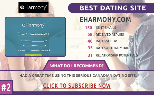 Dating Sites like eHarmony
