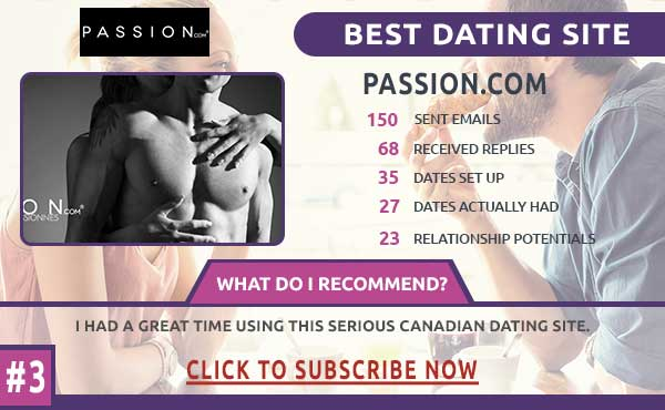 Dating Sites like Passion
