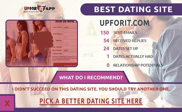 Dating Sites like UpForIt